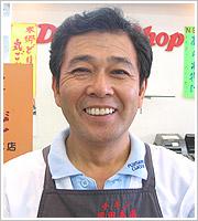 頑固親父のやきとり!店長の須田です。