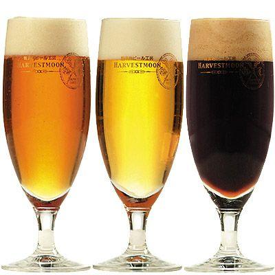 ハーベスト・ムーン クラフトビール3種