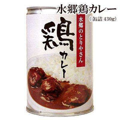 チキンカレー 缶詰